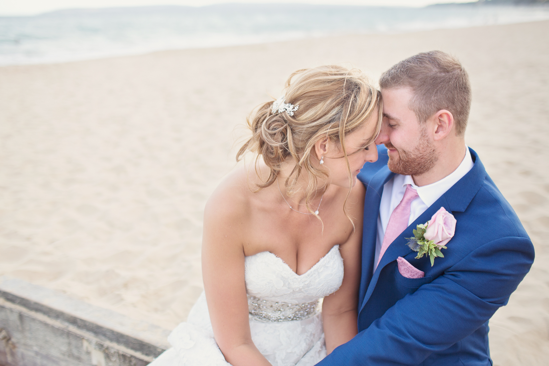 Bournemouth Beach Wedding Photography