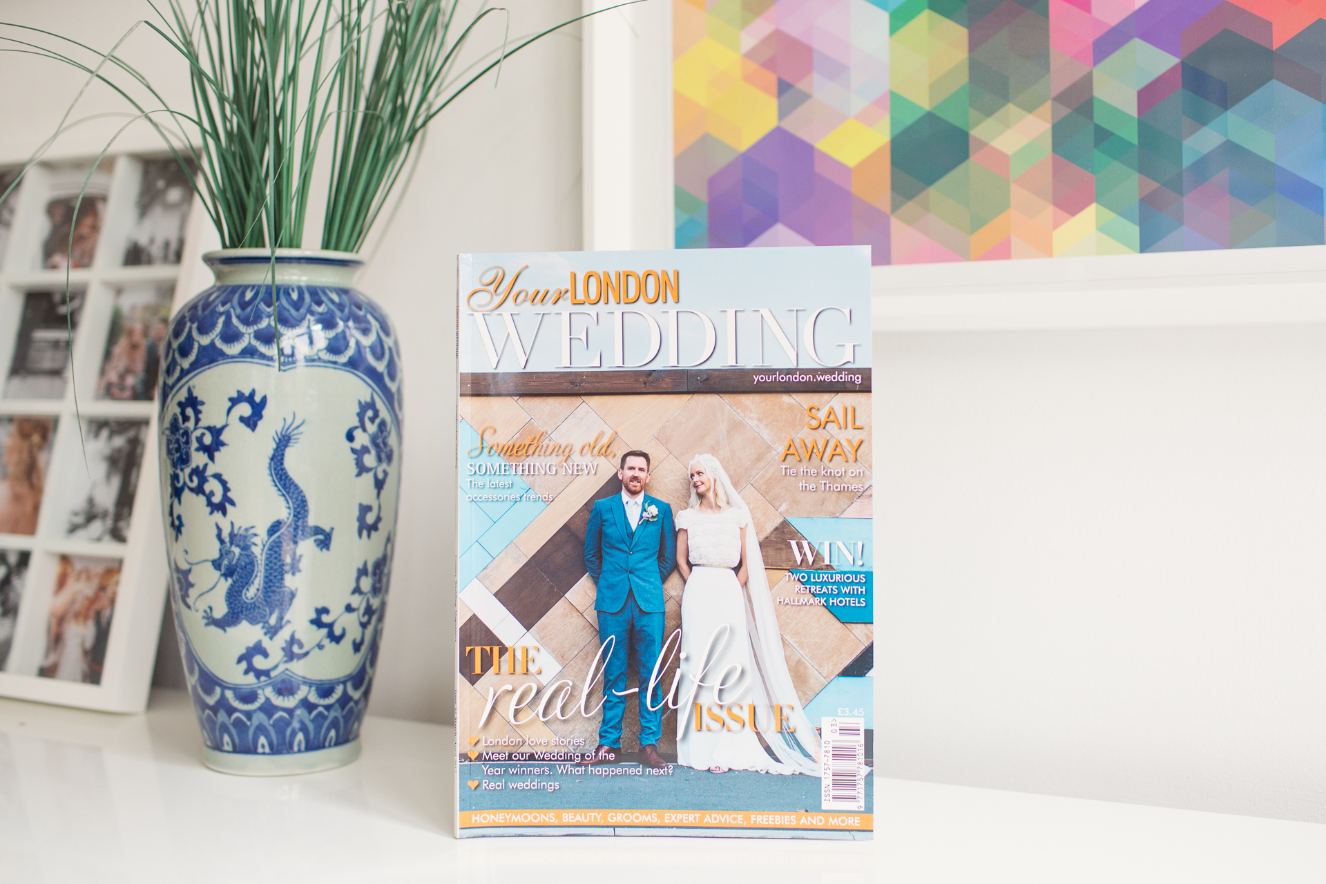 Your London Wedding Magazine Feature