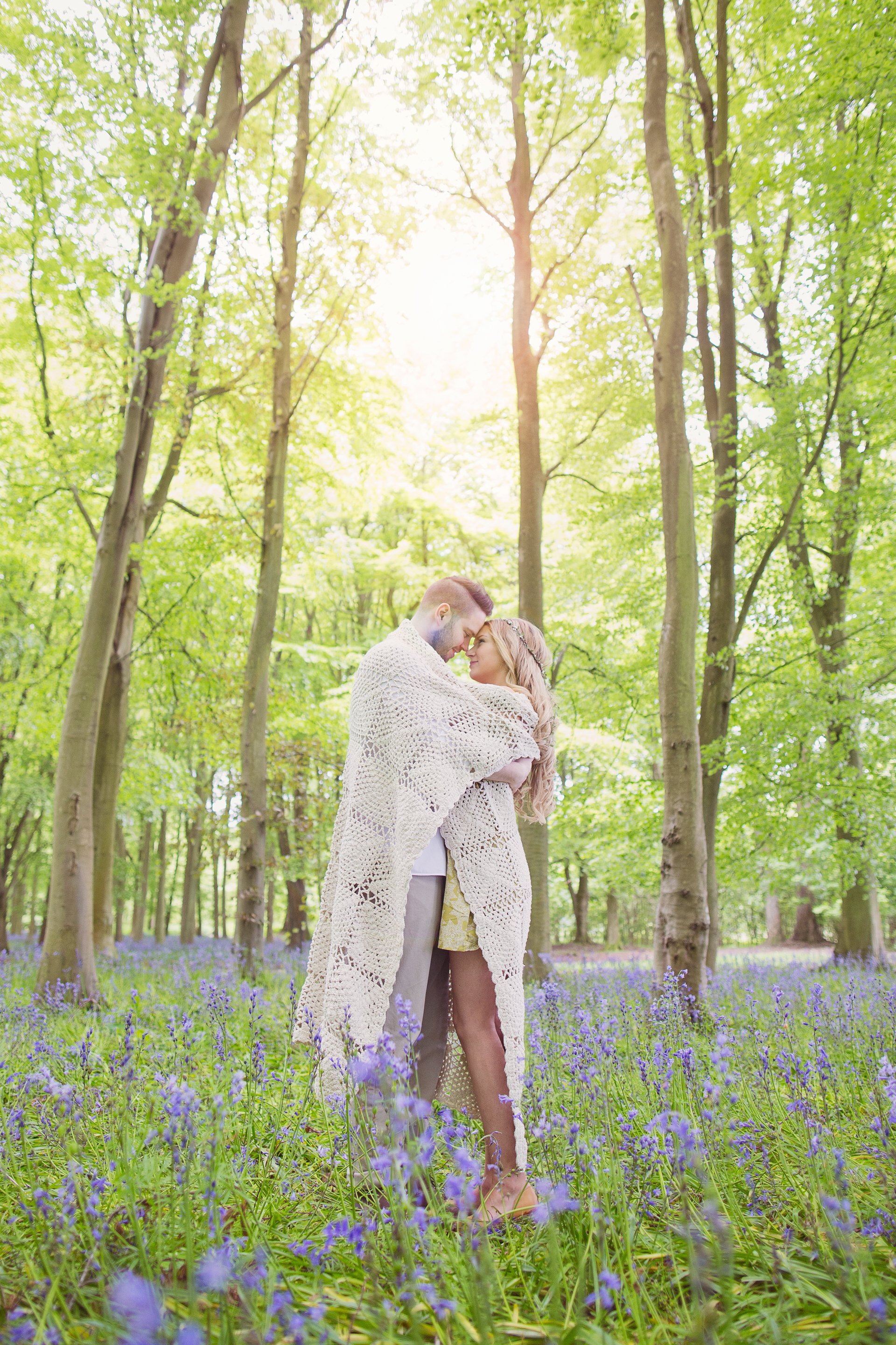 Engagement photography Hampshire