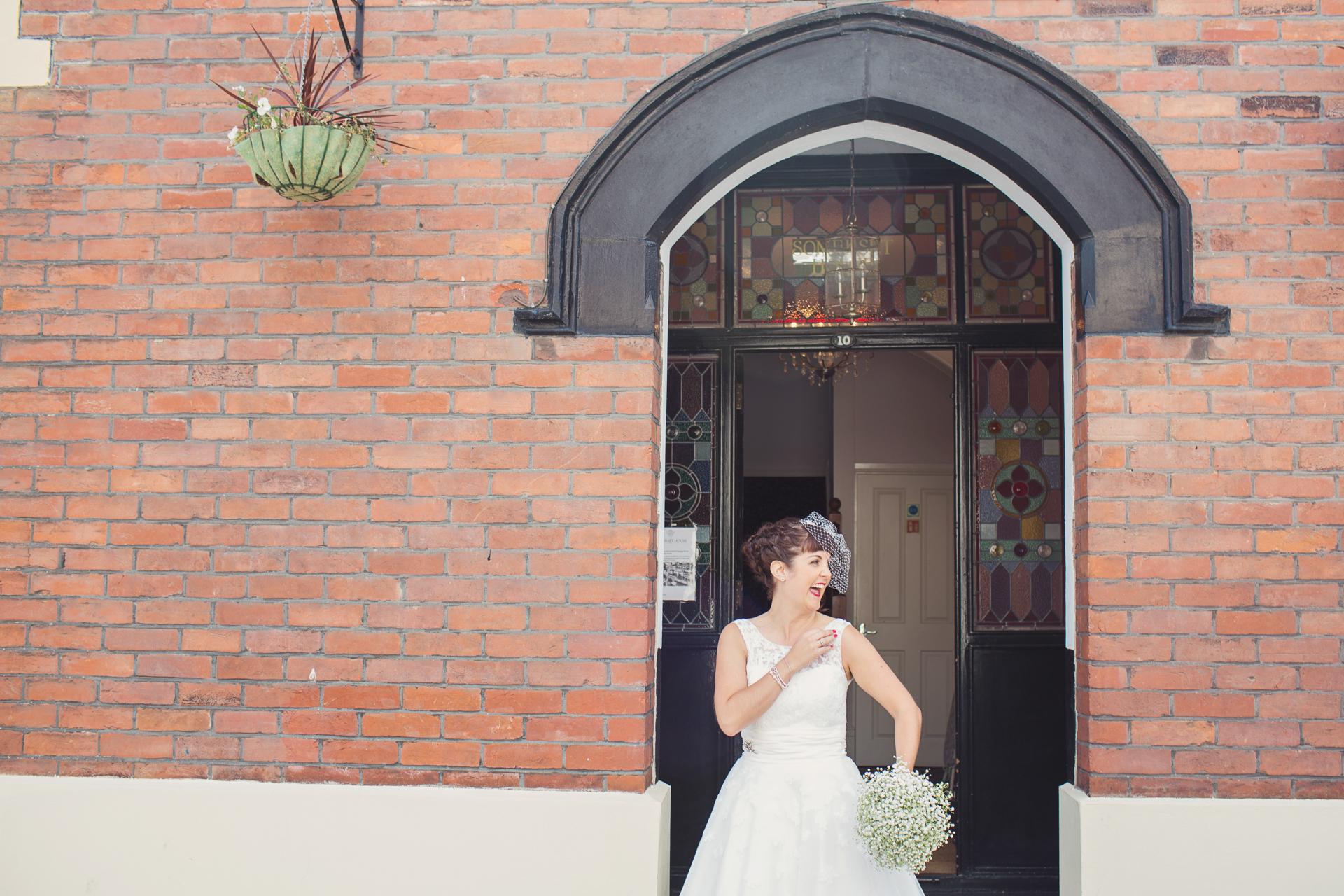southsea beach wedding photographer