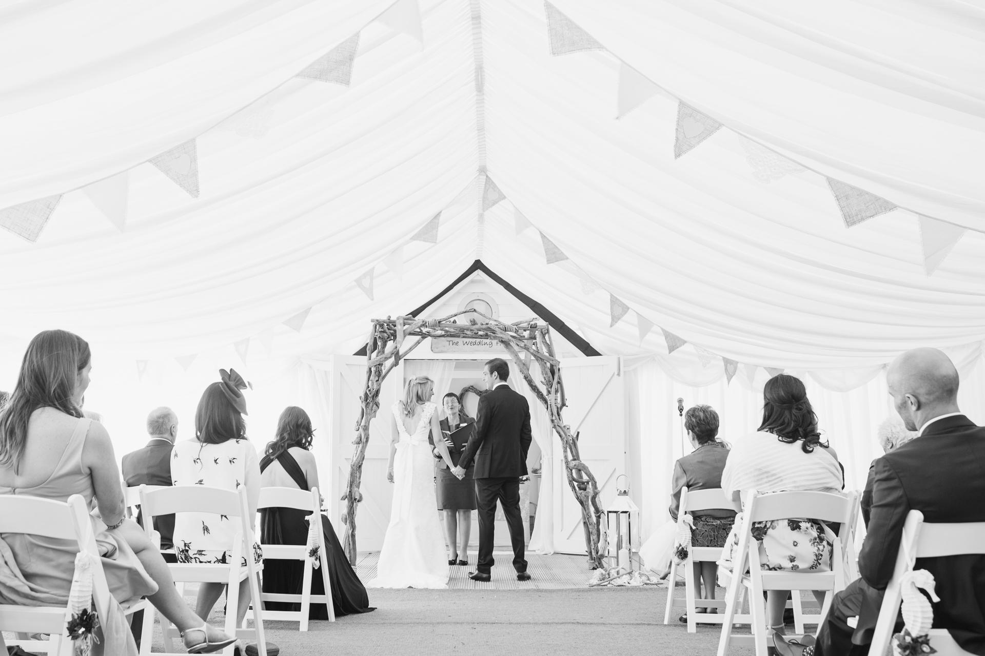 bournemouth beach wedding venue