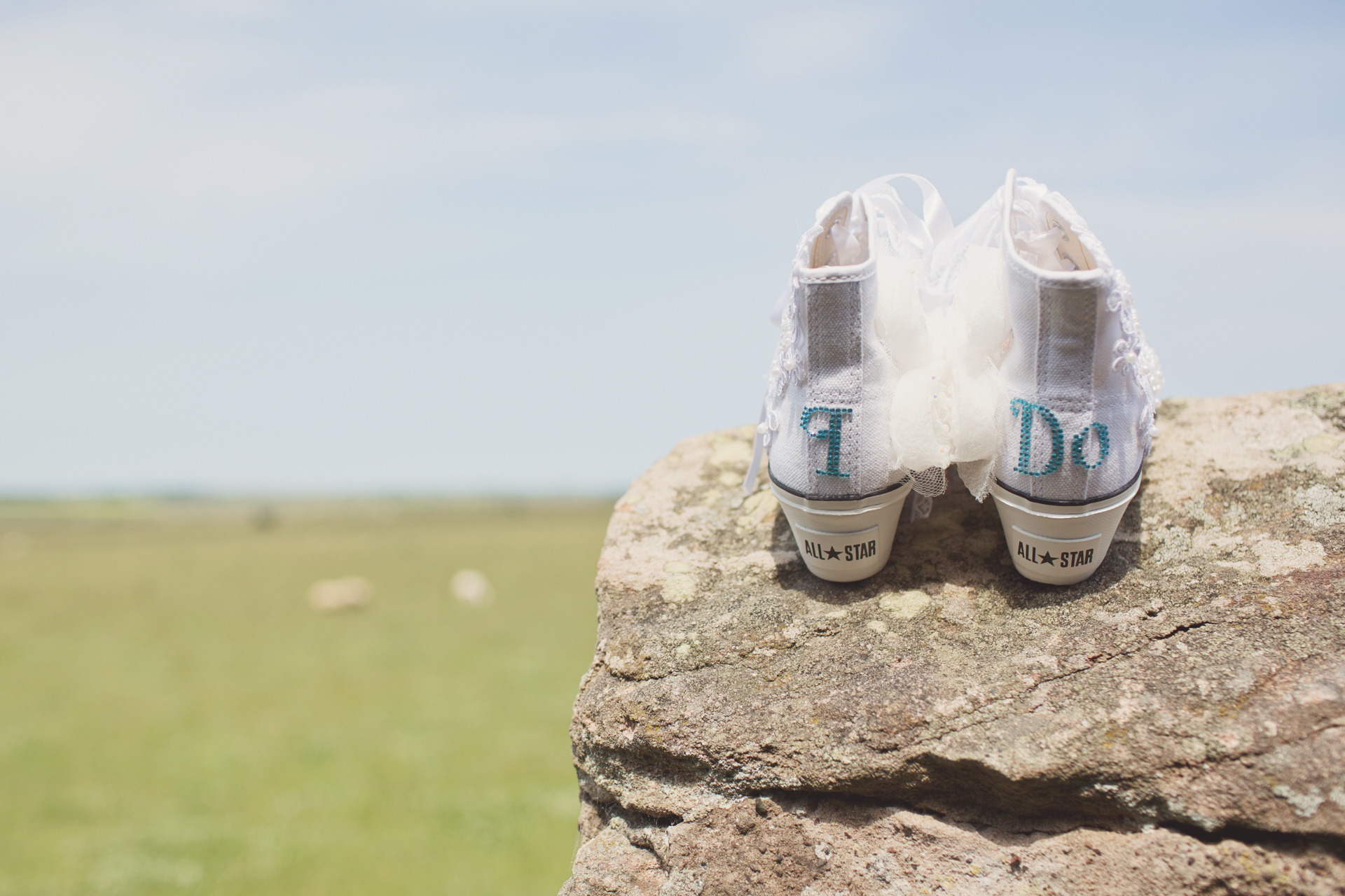 i do wedding trainers