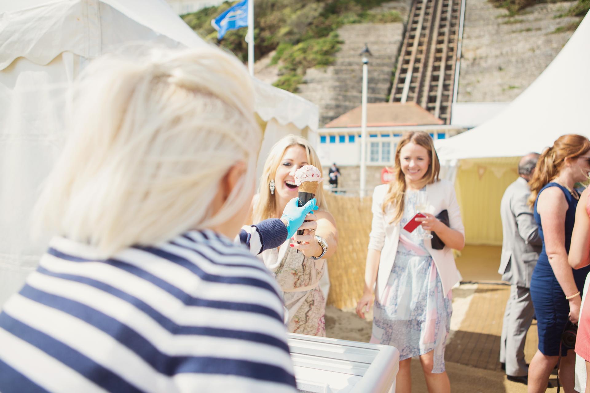bournemouth beach wedding photographer
