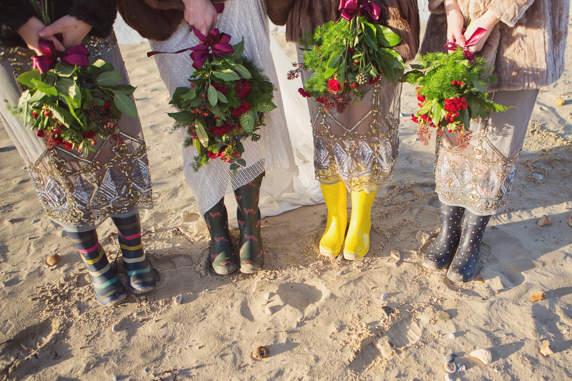 Sandbanks Poole Wedding Photography