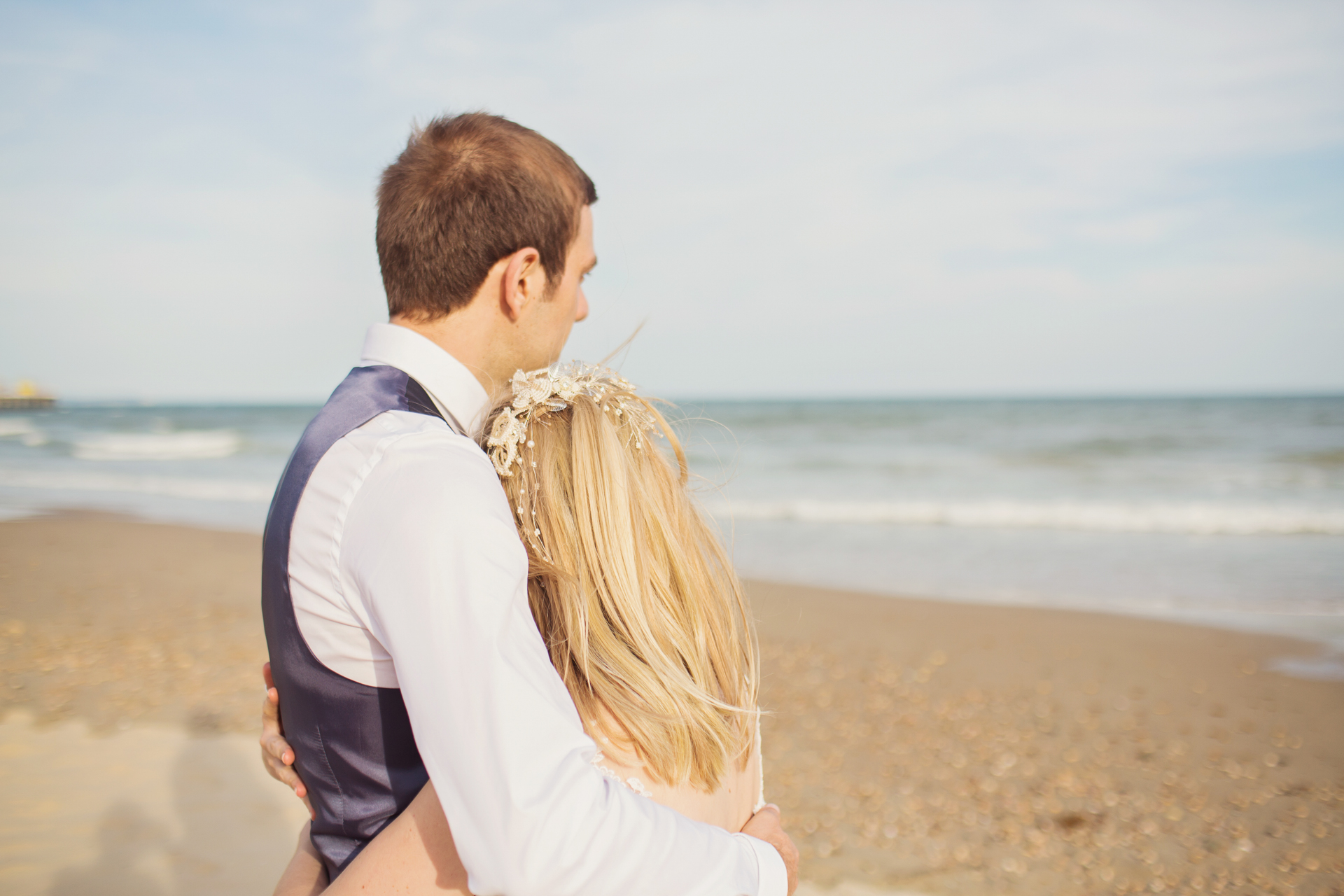 sandbanks poole wedding photography
