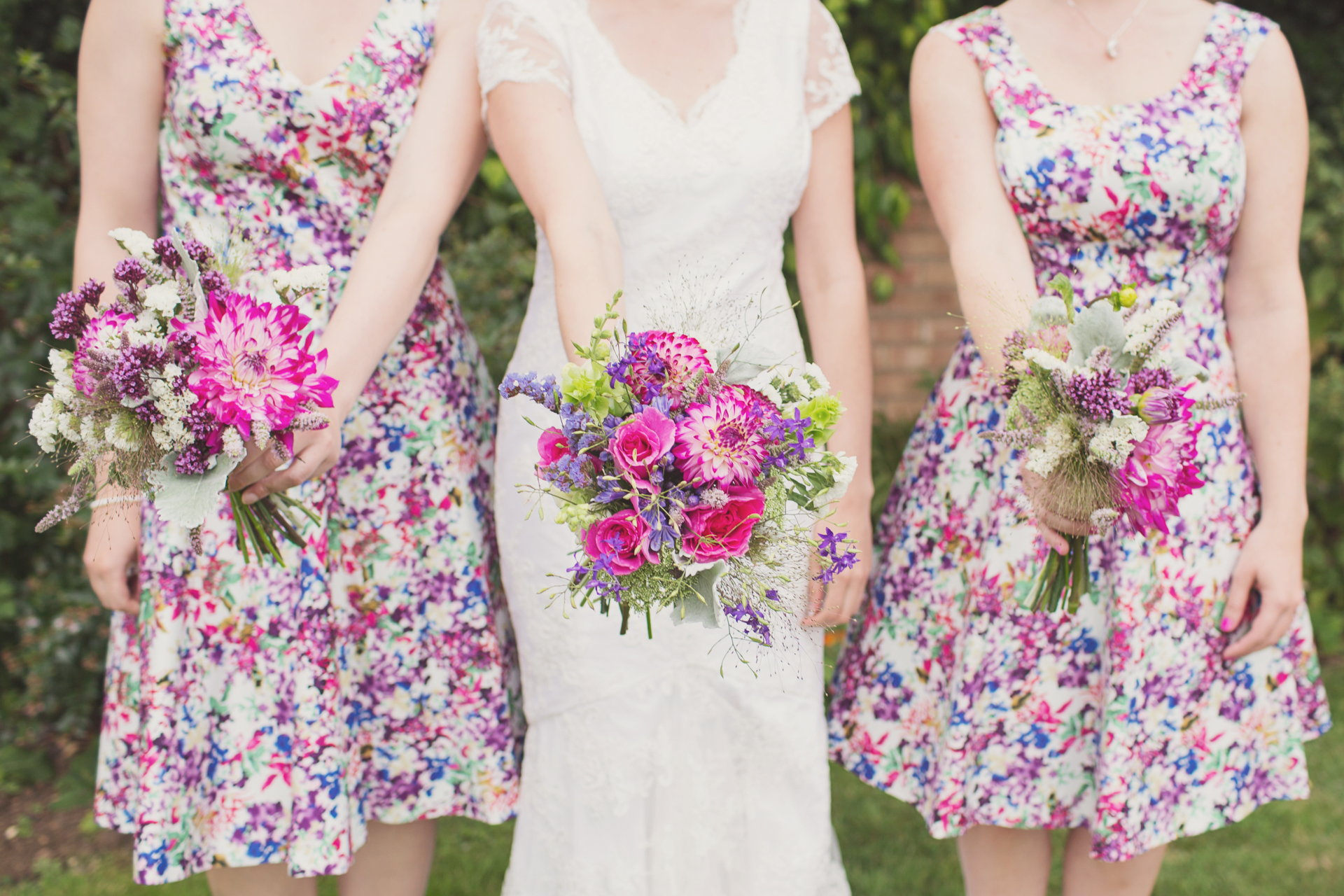 pretty and feminine wedding photographer uk