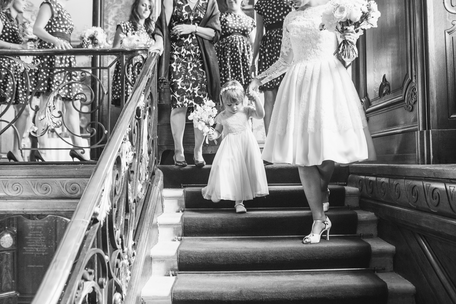 heading to get married at islington town hall in london