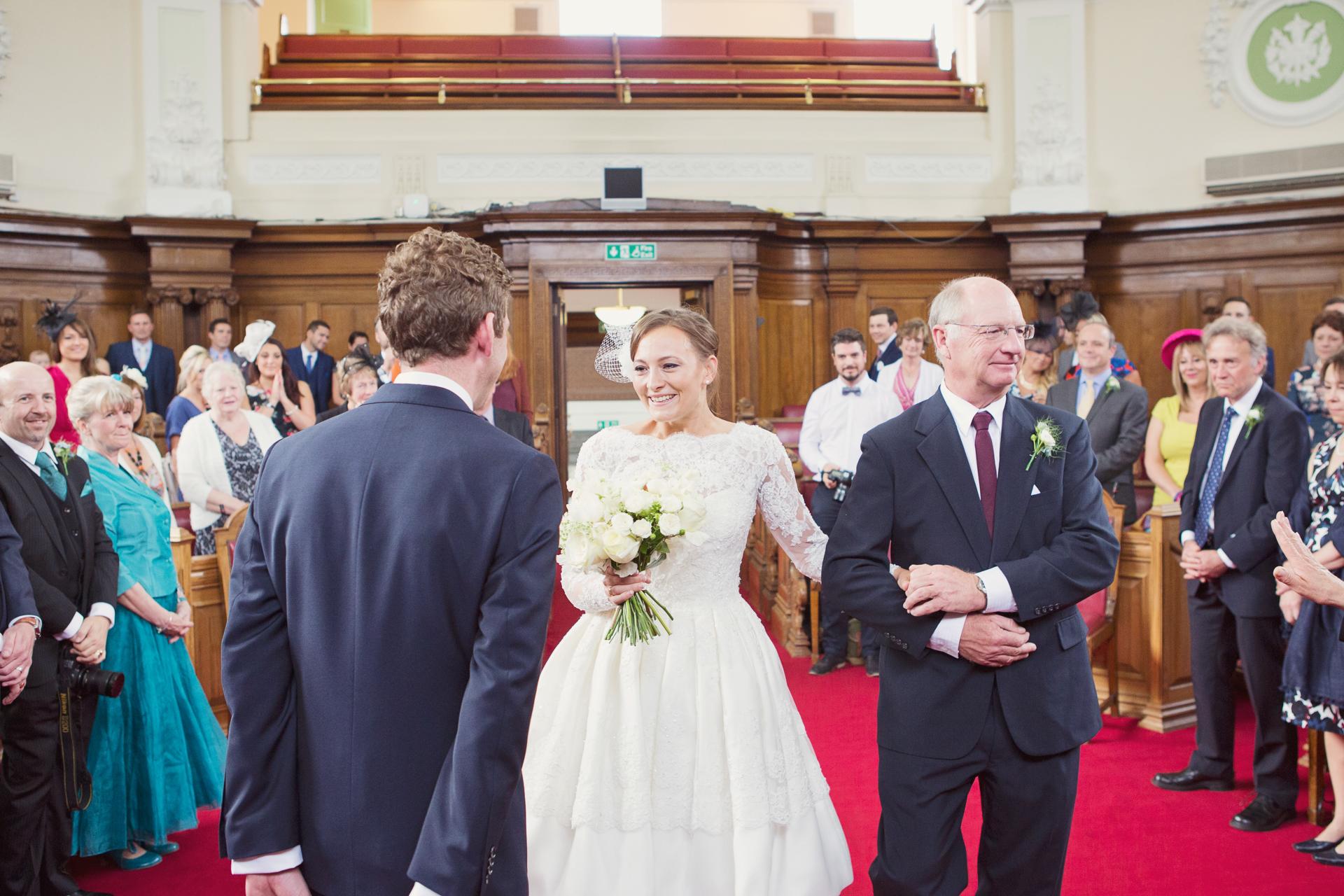 islington wedding london