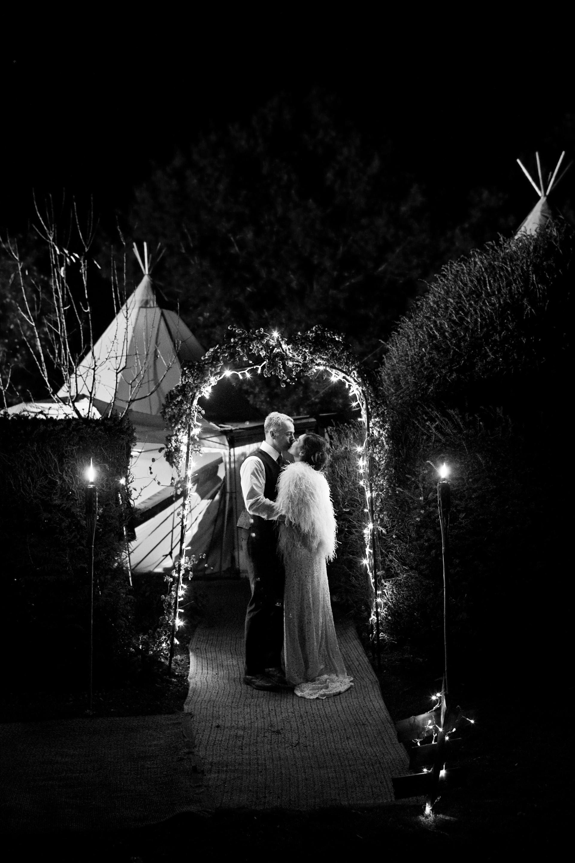 tipi wedding photography UK