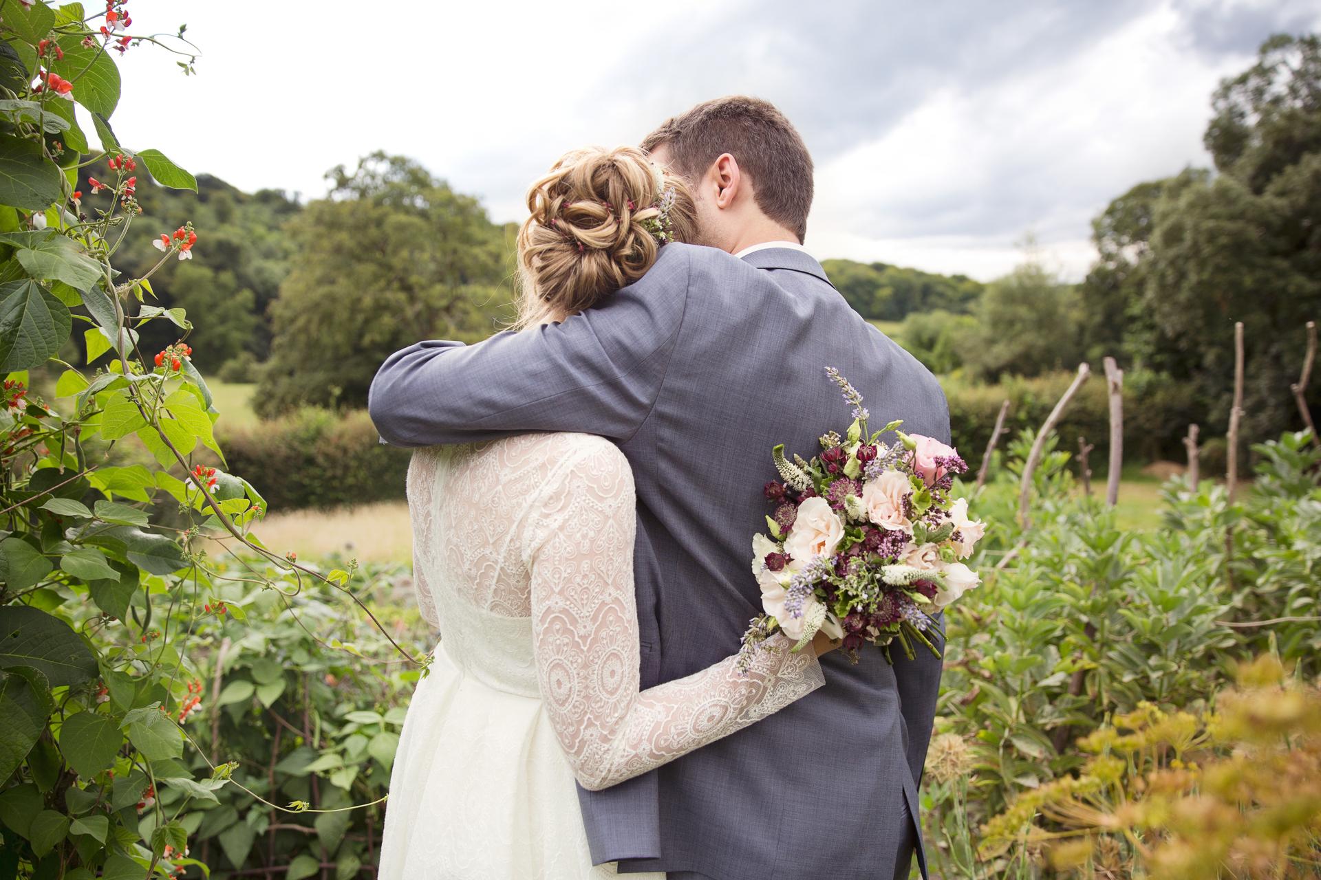 woodland wedding photography uk