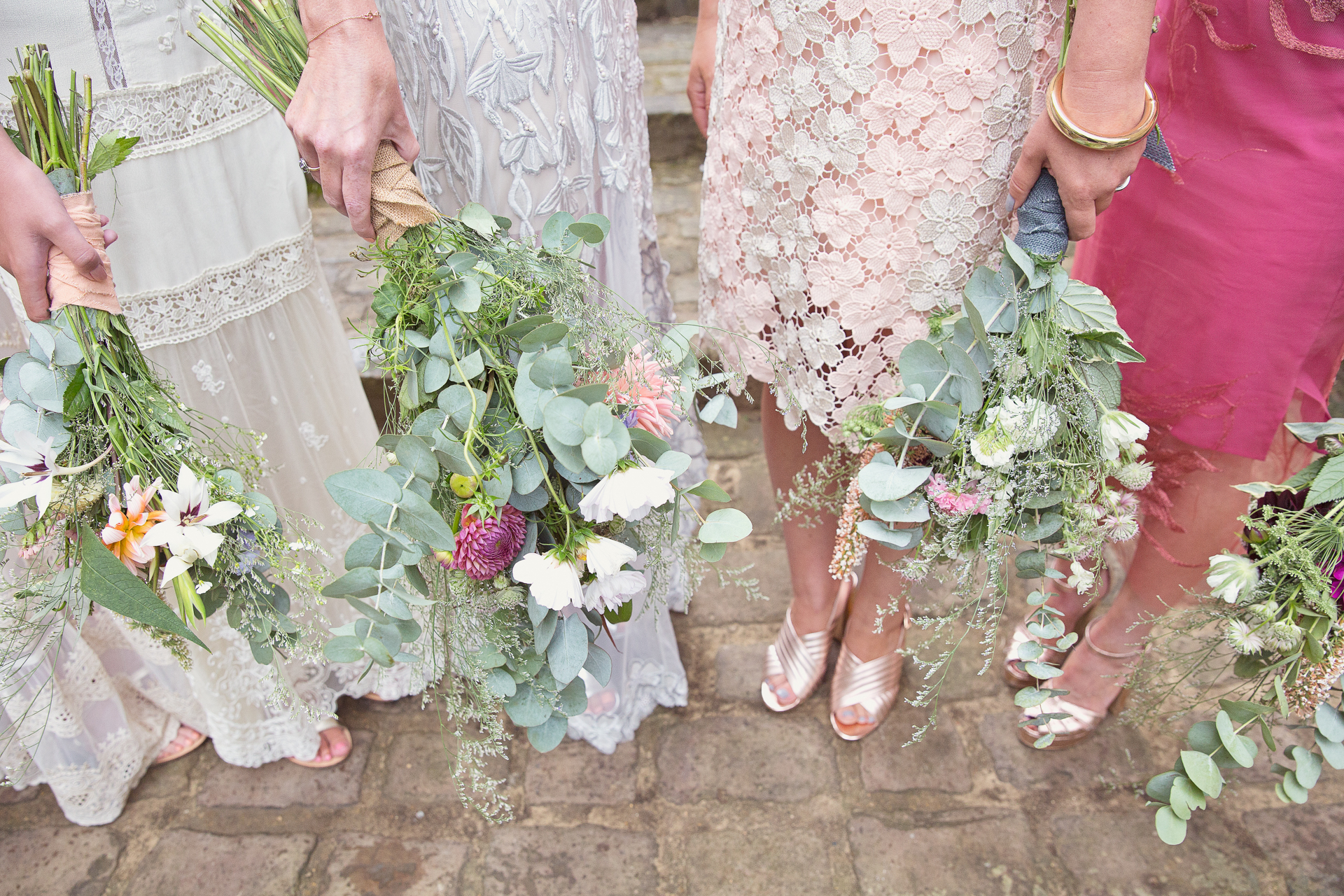 wild weddings flowers