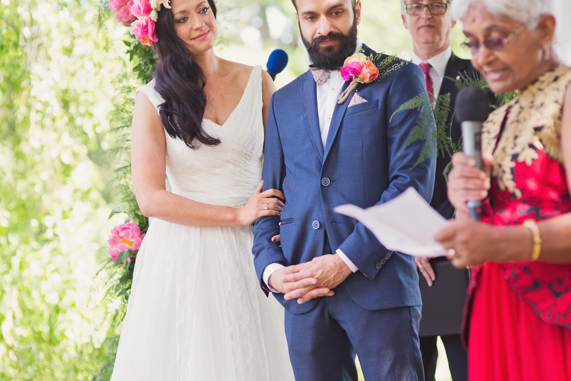 outdoor woodland wedding ceremony uk