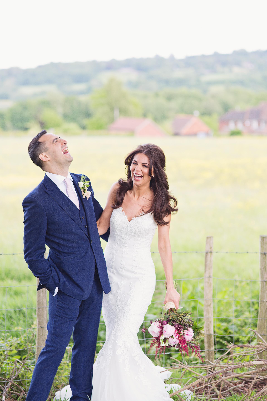 rural and homespun wedding uk